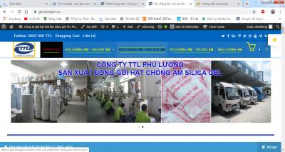 hướng dẫn mua hàng tại website: goichongam.vn